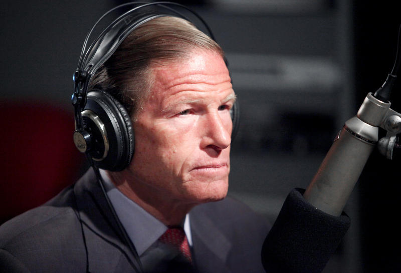 Democratic U.S. Sen. Richard Blumenthal says he's prepared to grill U.S. Supreme Court nominee Brett Kavanaugh at his confirmation hearing.