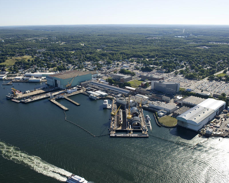 Electric Boat in Groton is preparing to work on the largest contract ever awarded by the U.S. Navy.