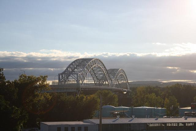 Repairs to Middletown's Arrigoni Bridge were completed in October, 2012.