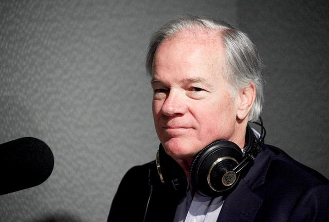 "Tom Foley on WNPR's ""Where We Live."""
