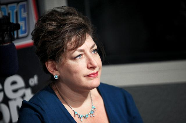 Susan Herbst, president of UConn.