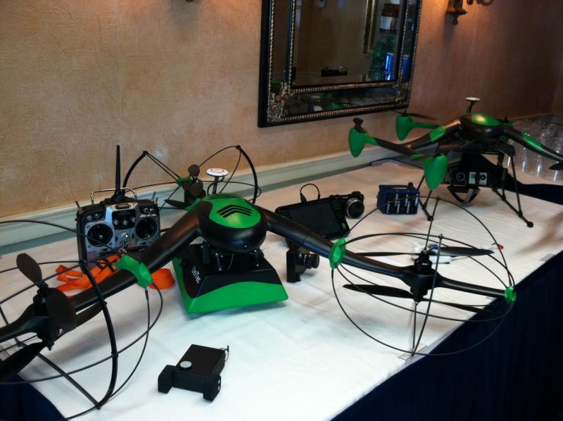 The StillFly drone
