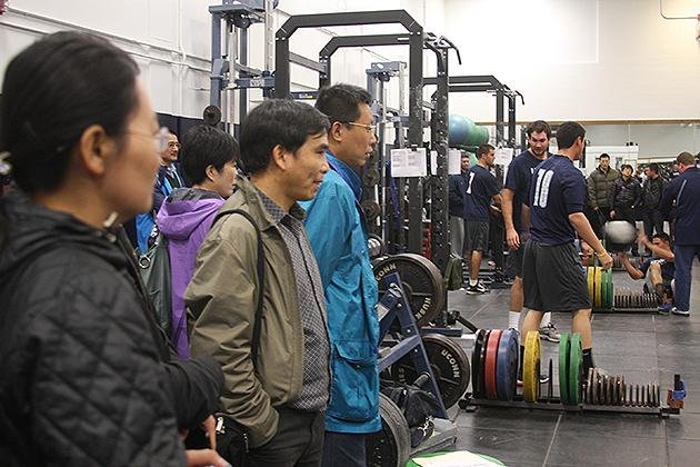 UConn's Kinesiology Department is regarded as one of the best in the country.