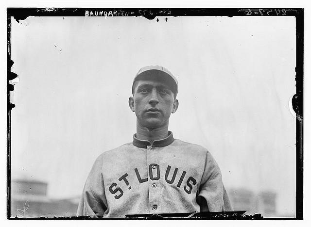 George Baumgardener, St. Louis