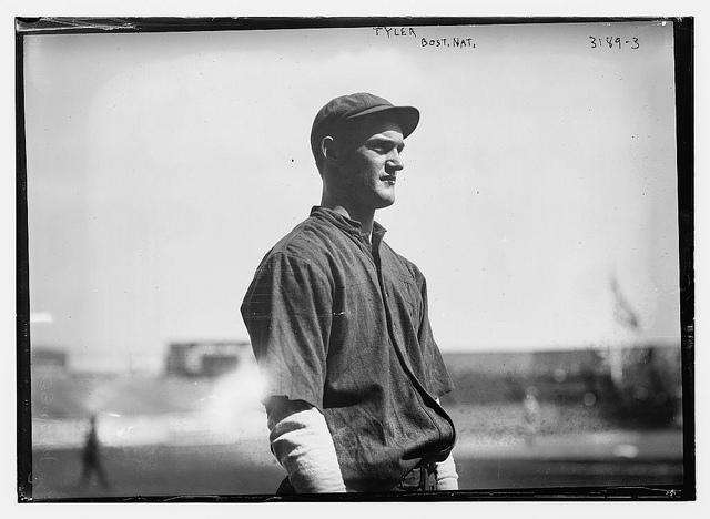 "George ""Lefty"" Tyler, Boston"