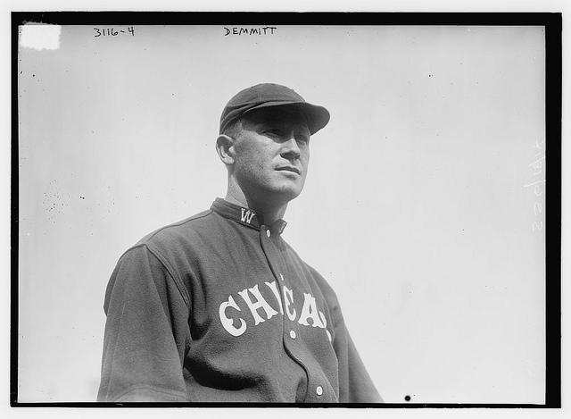 Ray Demmitt, Chicago AL
