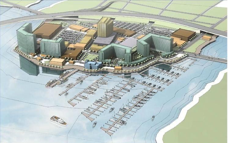 Finally A Tenant For Bridgeport 39 S Steelpointe Harbor