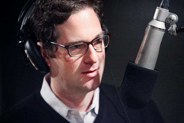 WNPR's Jeff Cohen