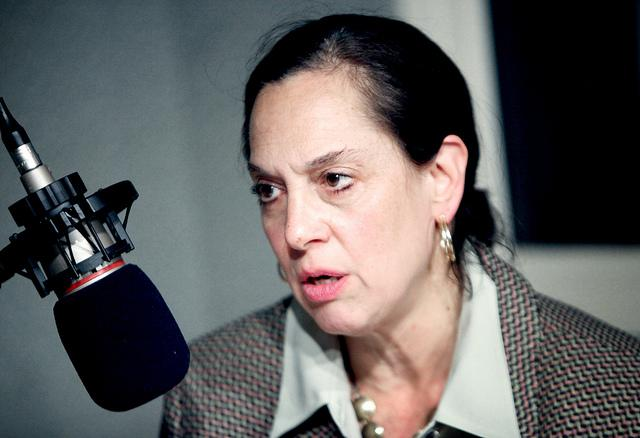 DCF Commissioner Joette Katz in a WNPR file photo.