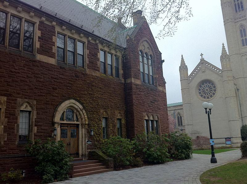 Trinity Collge in Hartford