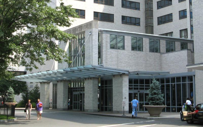 Hartford Hospital claims a shorter ER wait time than the federal data shows.