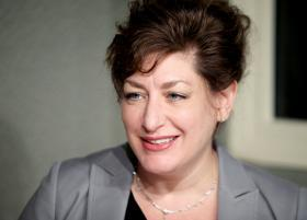 UConn president Susan Herbst