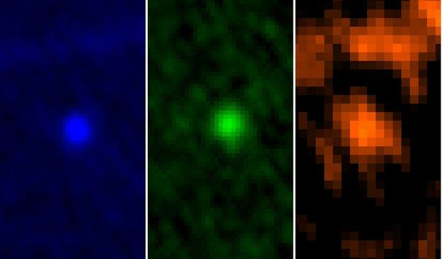 ESA's Herschel space observatory made new observations of asteroid Apophis as it approached Earth in January.
