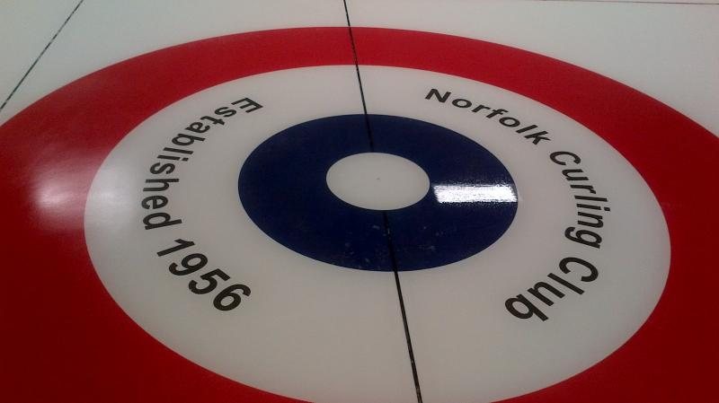 The Norfolk Curling Club opens it's new facility this weekend, after a fire destroyed the original building nearly two years ago