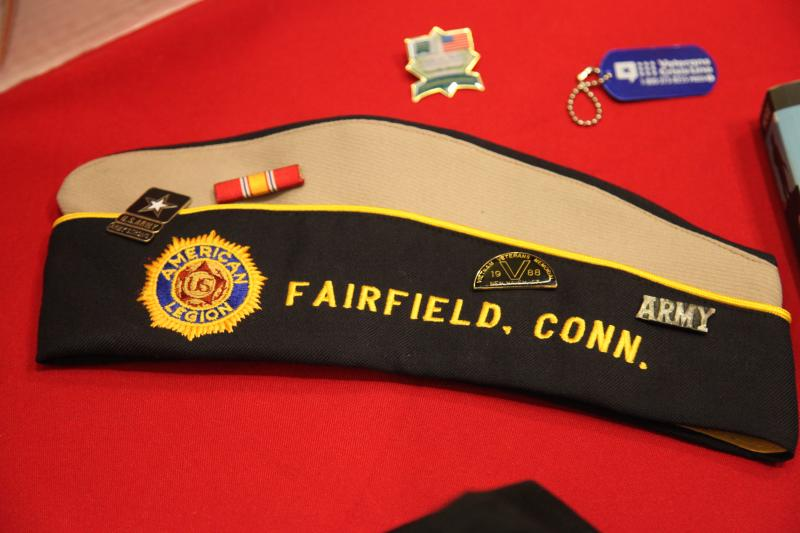 Veterans' Day event at Fairfield University