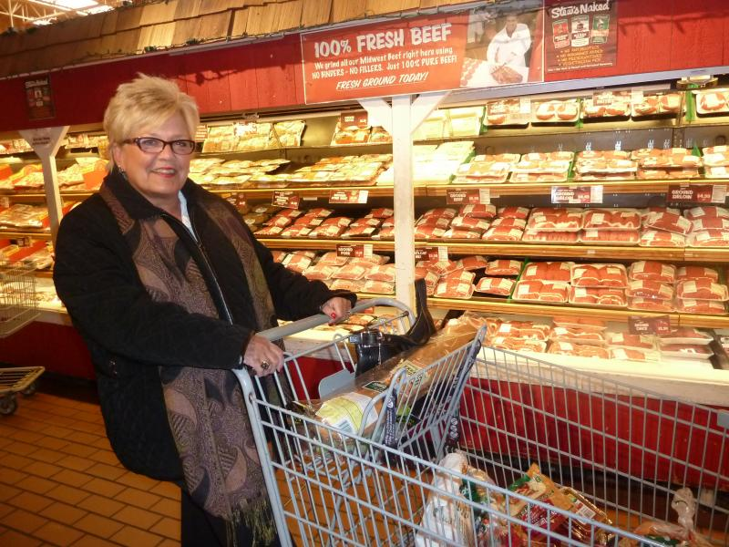 Shopper Linda Hamillskonieczny said the FDA regulation will make shopping easier.