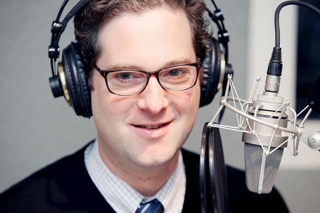 WNPR's Jeff Cohen.