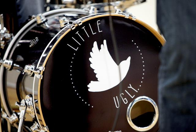 "Little Ugly's latest EP is called ""Where The River's Born."""