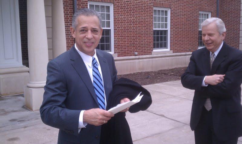 Hartford Mayor Pedro Segarra.