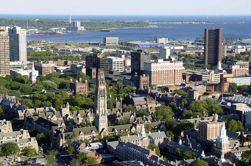 About 12 percent of New Haven commuters report walking to their jobs, according to U.S. census data.