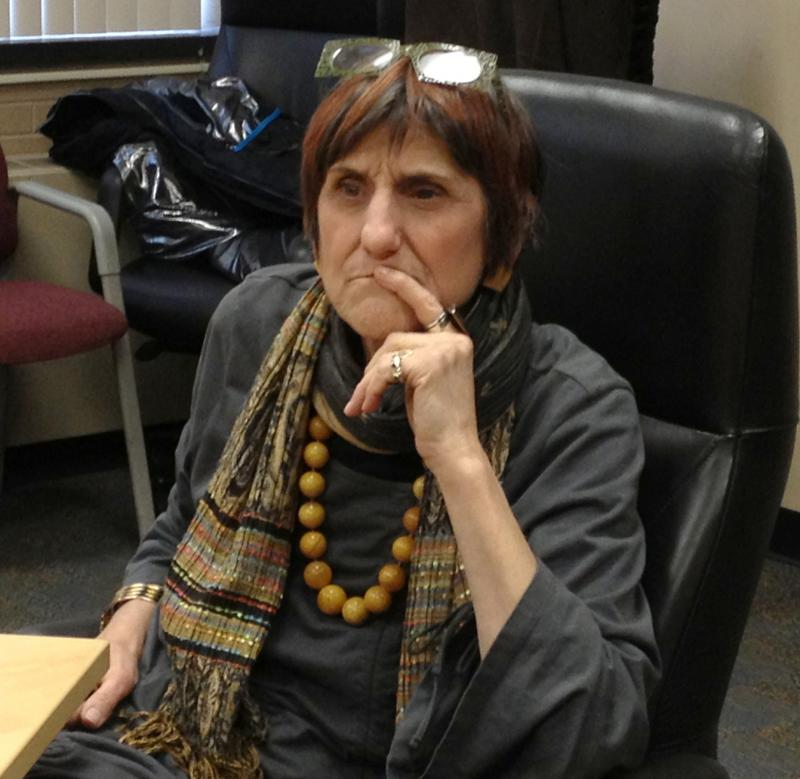 Rosa DeLauro represents Connecticut's 3rd Congressional District.