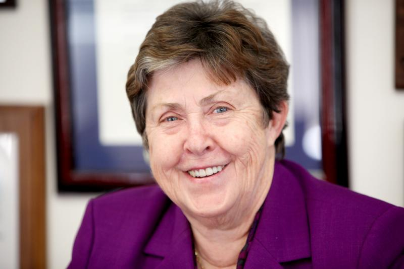 Commissioner Linda Schwartz, State Department of Veterans' Affairs