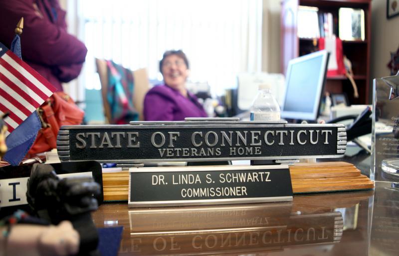 Commissioner Linda Schwartz
