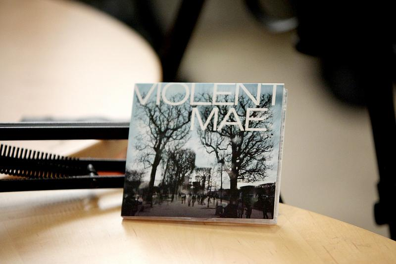 Violent Mae's debut, self-titled album was released last month.