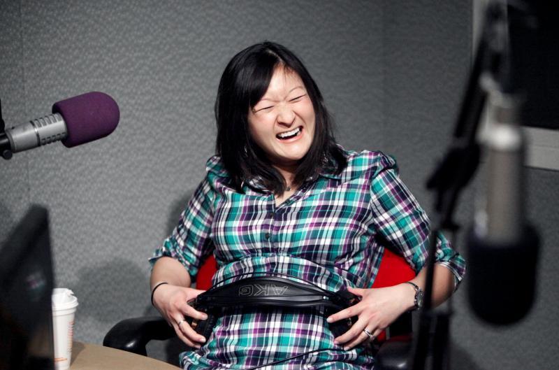 Tracy Wu-Fastenberg.