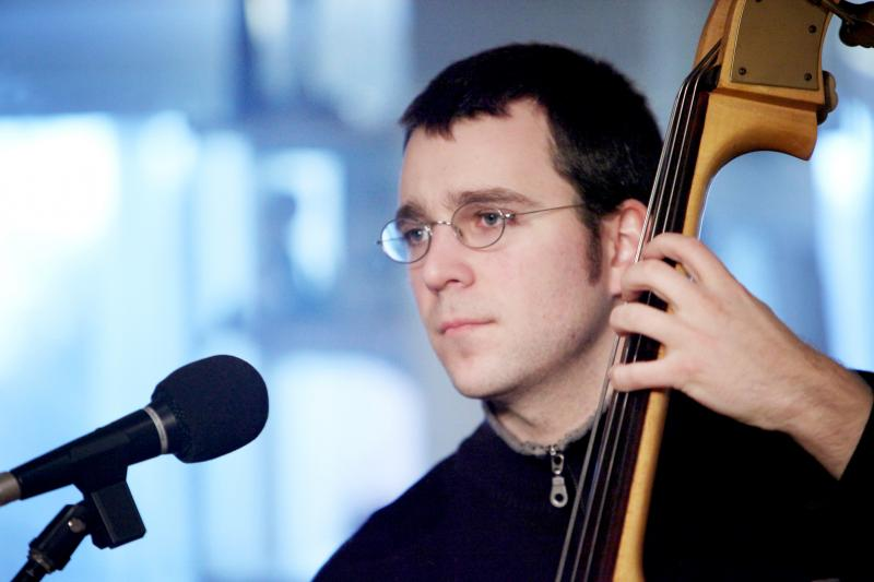 Carl Testa also organizes the <em>Uncertainty Music Series.</em>