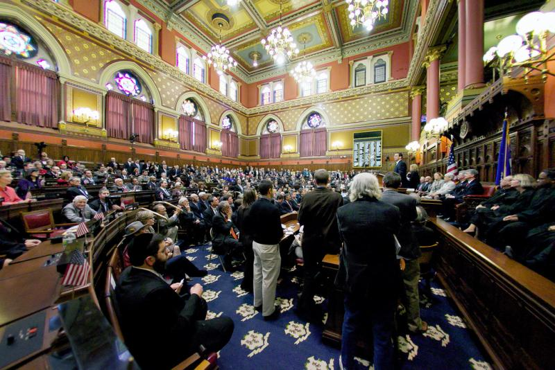 The Connecticut General Assembly (file photo).