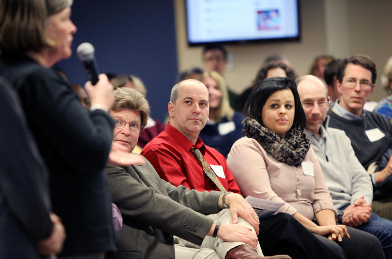 Many teachers spoke up during the conversation. Watch all of them in the video below.
