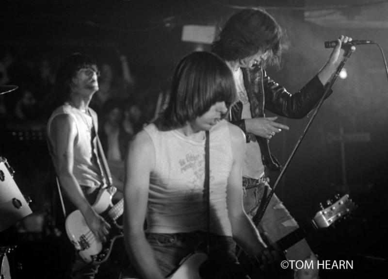 An early Ramones show at The Shaboo Inn in Willimantic.