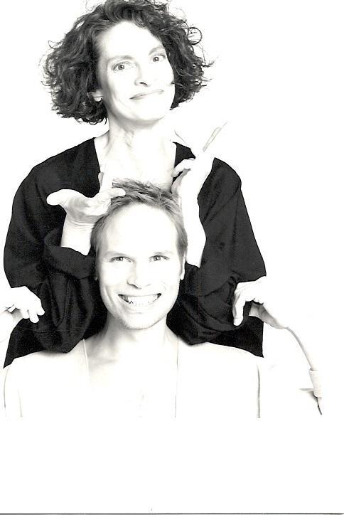 Laura Glenn-Hershey and Ted Hershey