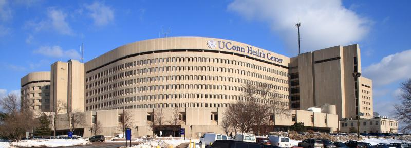 The UConn Health Center.