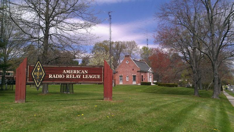 The American Radio Relay League Celebrates 100 Years this May.