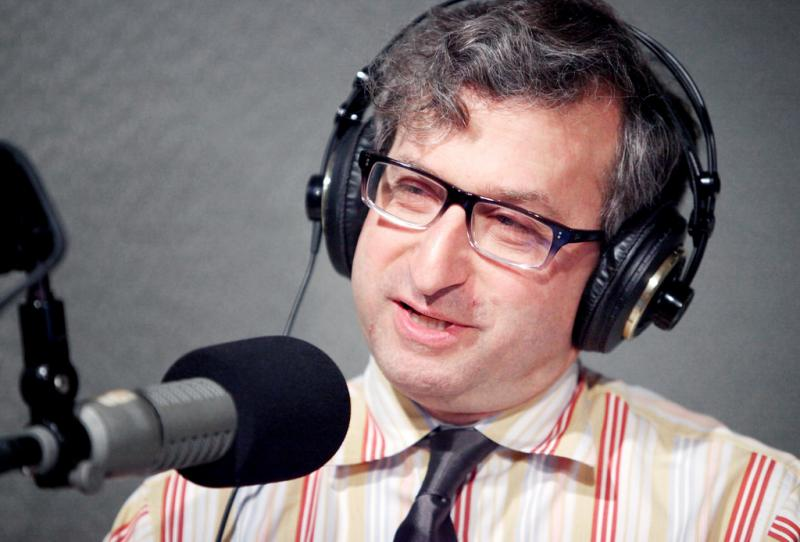 Jonathan Pelto on WNPR's Where We Live.