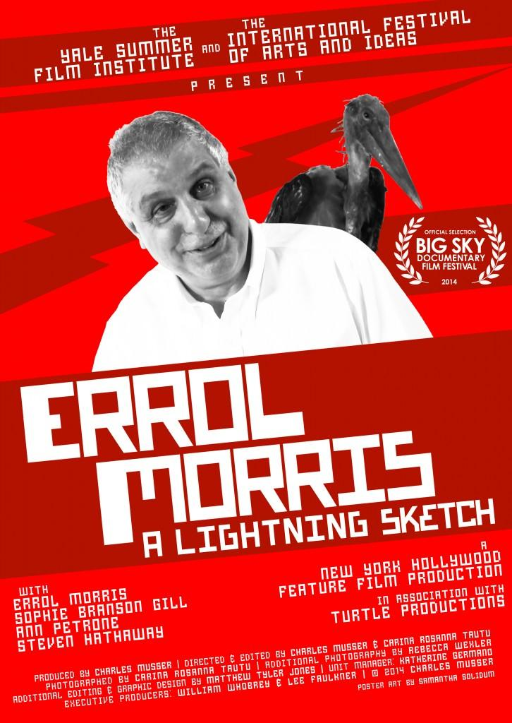 Filmmakers Charles Musser and Carina Tautu catch documentary filmmaker Errol Morris in a melancholy mood.