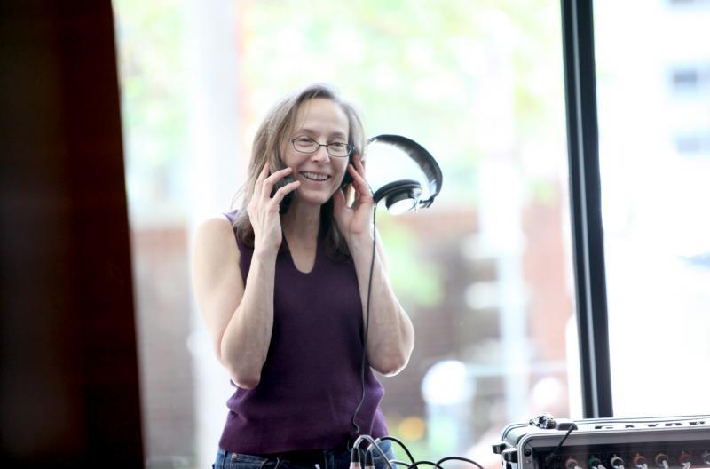 Producer Betsy Kaplan.