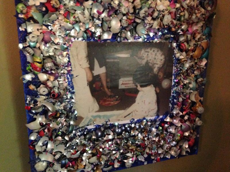 """A Broken Christmas"" by Tony Ferraiolo"