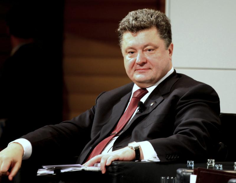 Ukraine's President-elect Petro Poroshenko