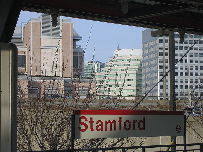 Many of Stamford's finance jobs are provided by foreign-owned firms