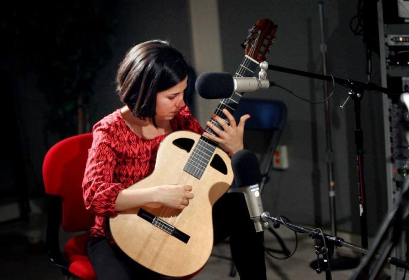 Yovianna García.