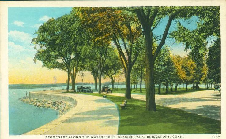 Seaside Park in Bridgeport.
