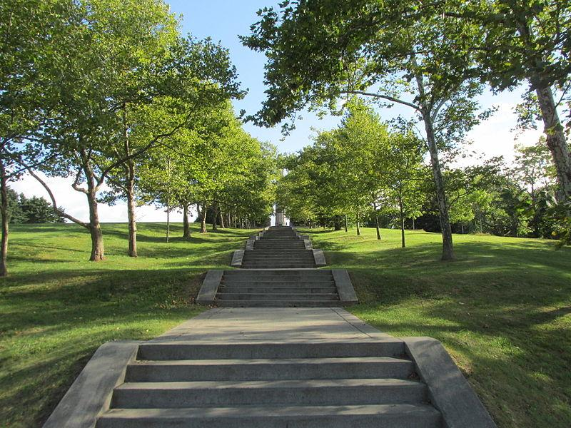 Walnut Hill Park in New Britain.