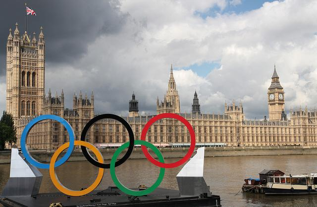 2012 London Olympics.