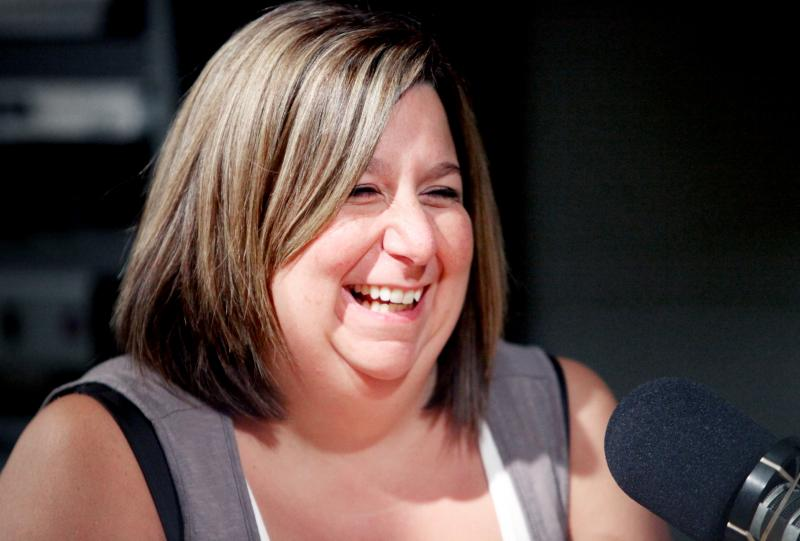 Carrie Carella, owner of NoRA Cupcake Company