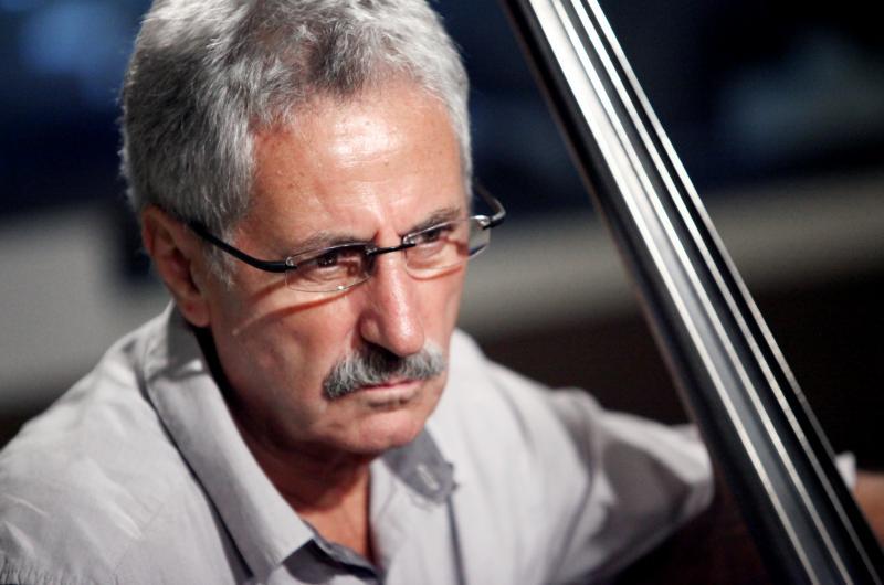 Bassist Mario Pavone.