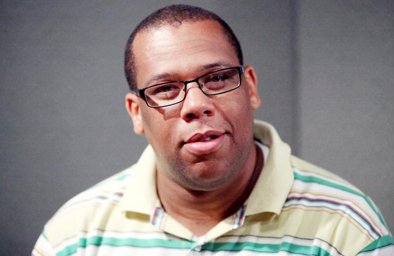 J. Brian Charles from the New Haven Register