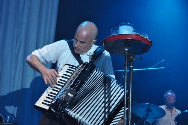 James Fearnley is the accordion player for The Pogues and the author of the memoir, Here Comes Everybody, The Story of The Pogues. He's also a composer, and a founding member of The Low And Sweet Orchestra